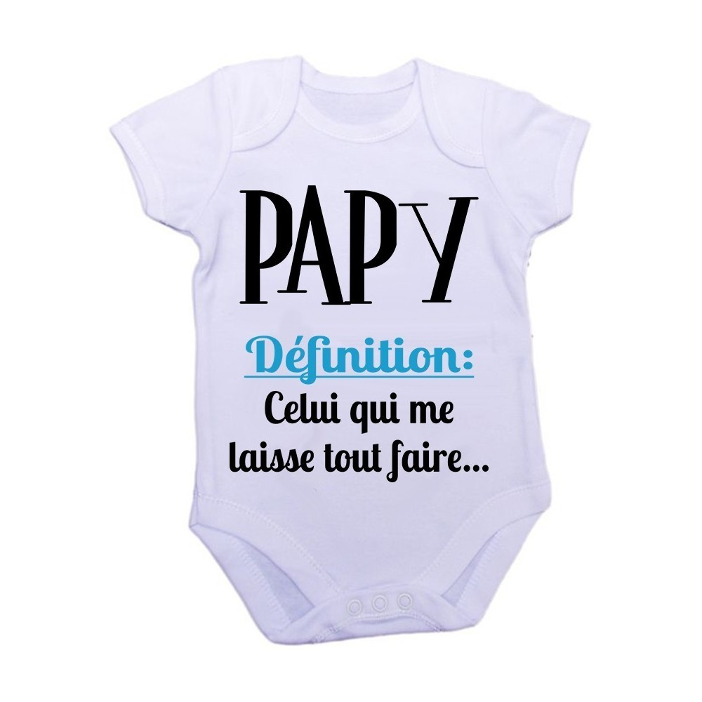 Body mixte - PAPY DEFINITION