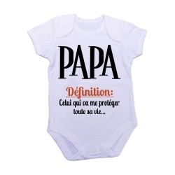 Body mixte - PAPA DEFINITION
