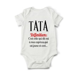 Body mixte - TATA DEFINITION