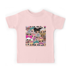 T-shirt fille - lol surprise