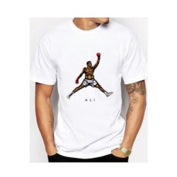 T-shirt Homme - M.Ali basketteur