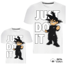 T-shirt homme & garçon - Imprimé Just Do It - 100% coton